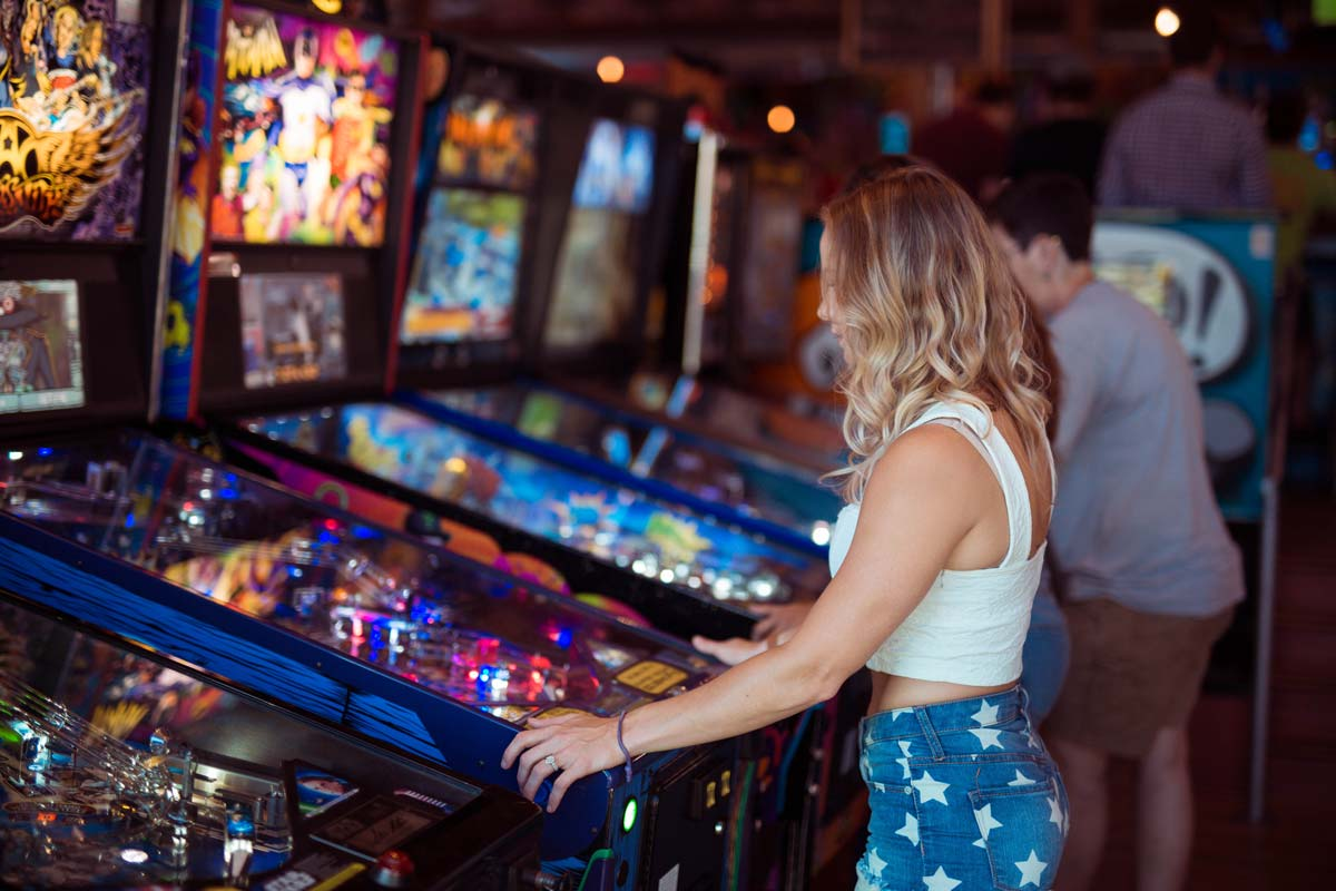 arcade raleigh nc