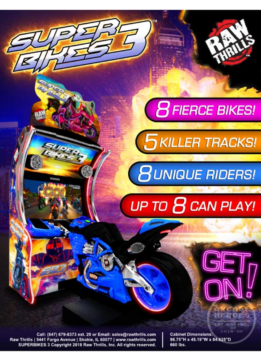 Super Bikes 3