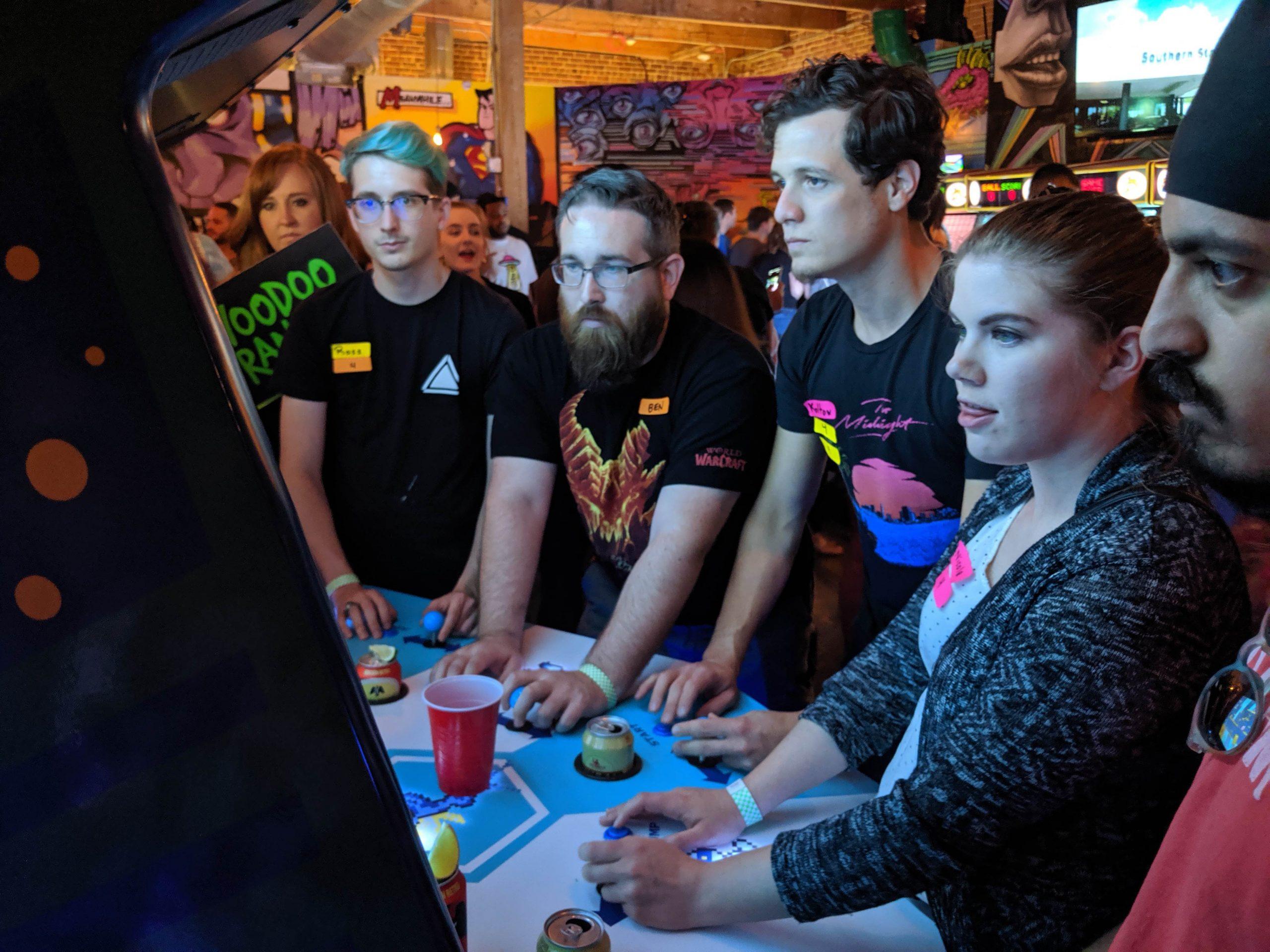 Multi-Player Arcades