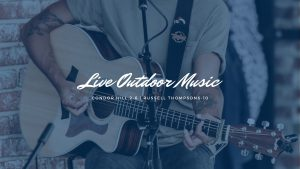 Live Outdoor Music